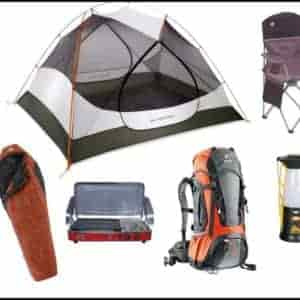 Camping Gear For RV