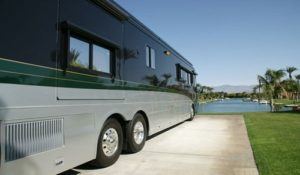 RV resorts and campgrounds
