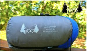 5. FNO Integrated Camping Blanket