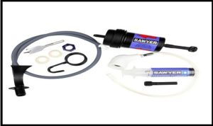 Clean Water Purification Kit