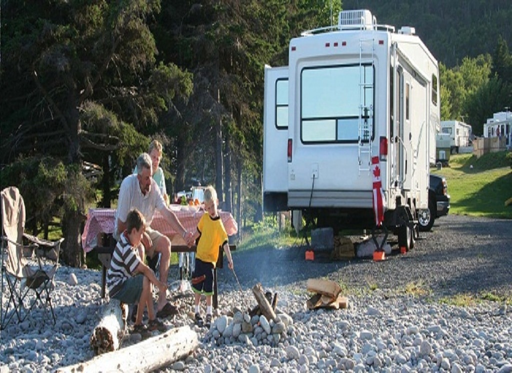 Fantastic RV Tourist Spots