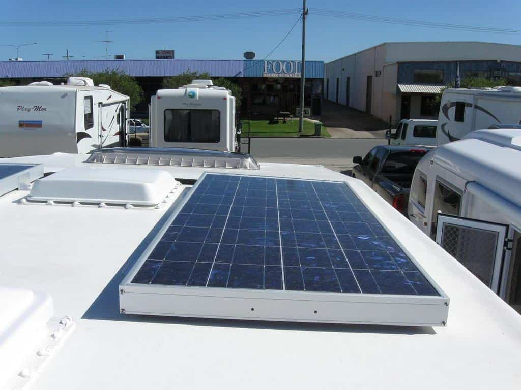 RV solar panel2