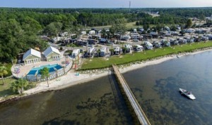St. Rosa Sound RV Resort
