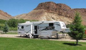 RV Golf Resorts in America
