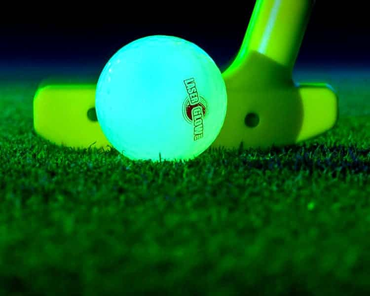 Night Golfing