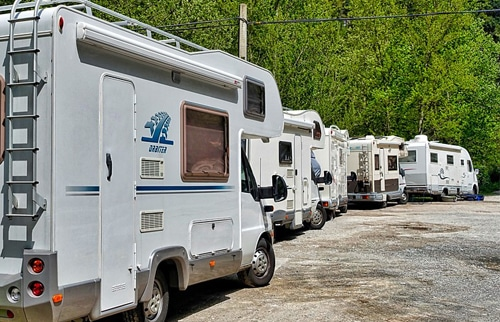 Luxury RV Resorts