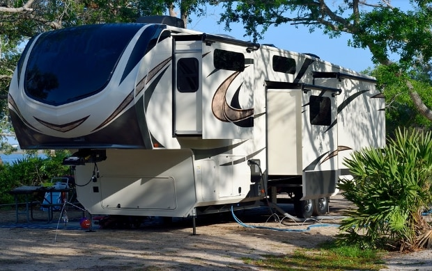 rv vacation in florida